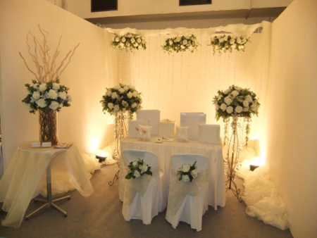 Blissful Outdoor Wedding Show (BOWS), Jan 2011